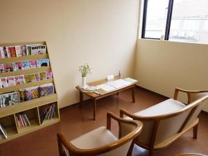 このはなクリニック待合室2